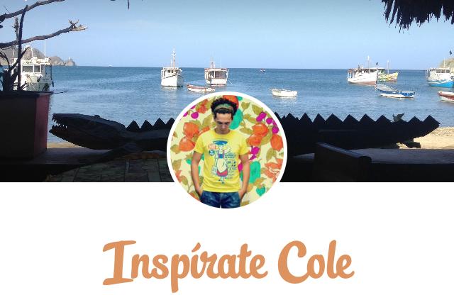 Inspírate Cole Es la primer recopilación del refranero popular del caribe, desde las provincias hasta la urbe.